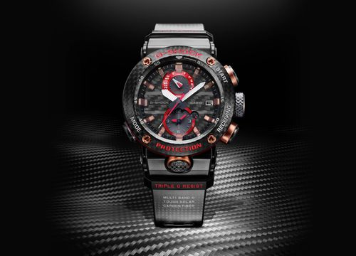 Gravitymaster With Elevated Carbon Monocoque Case