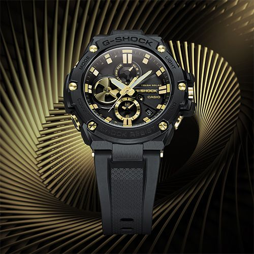 G-SHOCK Unveils New, Two-Toned Colorway for Premium G-Steel Collection