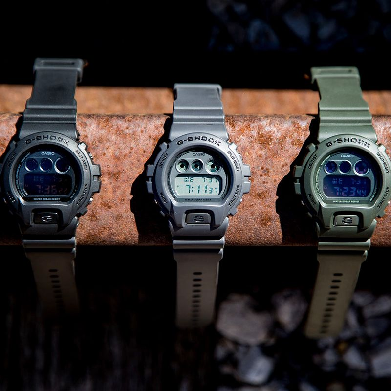 gshock dw6900lu collection