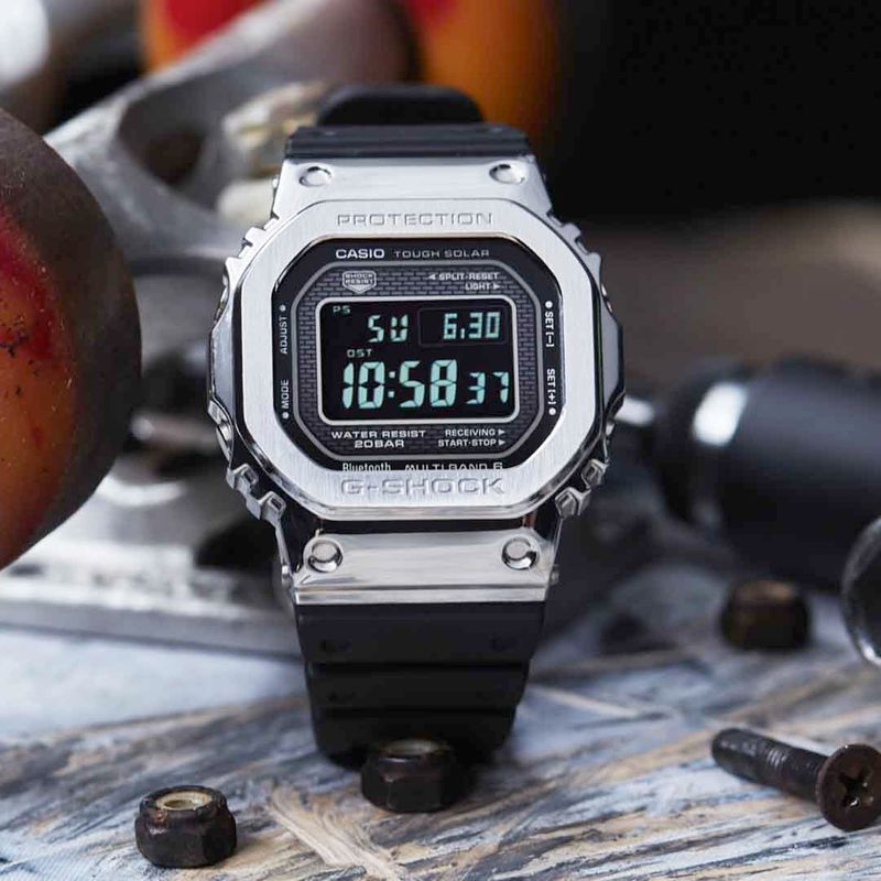 gshock dw6900lu digital watch